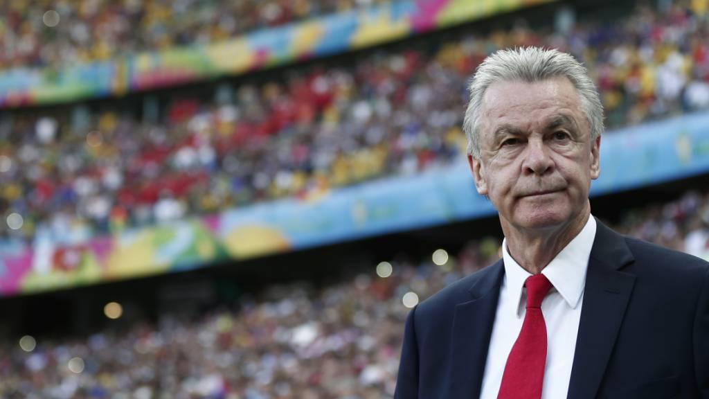 Ottmar Hitzfeld und die Gedanken an einen neuen Fussball: «Der Weltfussball wird sich verändern.»