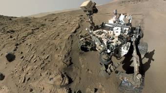 Curiosity überstand schon Stürme, Computerpannen und Kurzschlüsse