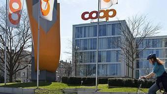 Coop eröffnet einen neuen Produktionsstandort in Pratteln.