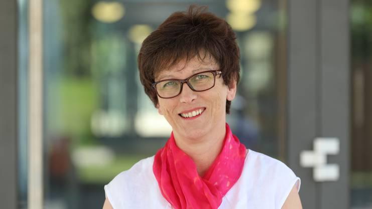 Irmgard Struchen (CVP) Urdorfer Schulpräsidentin