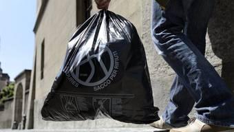 Abfallsack (Symbolbild)
