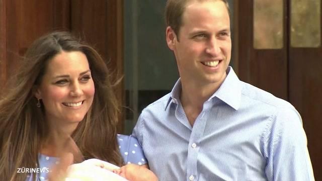 England wartet auf das zweite Royal-Baby