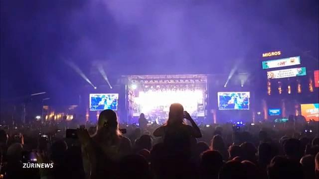 Eminem begeistert 50`000 Fans am Openair Frauenfeld