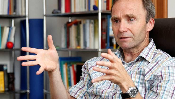 Psychiater Peter Gasser