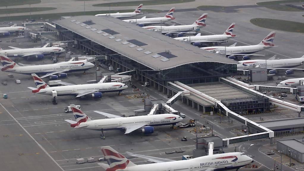 Fluggastzahlen steigen 2018 in Europa weiter (Archivild)