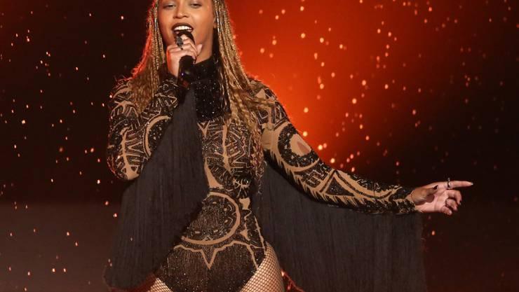 Beyonce setzt sich für Rechte von Minderheiten in den USA ein (Archiv)