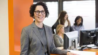 Brenda Haas ist Personalverantwortliche der Dosen-Maschinenherstellerin Soudronic AG in Bergdietikon AG.