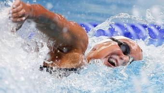 Sasha Touretski erreichte in London zusammen mit Maria Ugolkova, Danielle Villars und Noëmi Girardet den EM-Final über 4x100 m Crawl