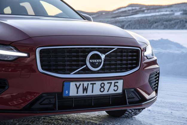 Volvo V60 T8 Twin Engine