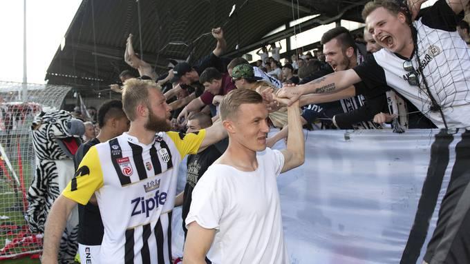 Der LASK Linz wurde letzte Saison Zweiter in Österreich.