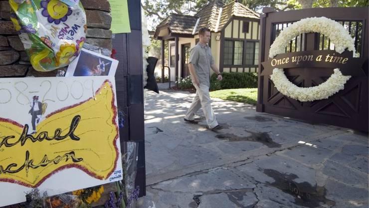 Michael Jacksons Neverland-Ranch wartet auf einen neuen Besitzer: Das Anwesen ist für schlappe 67 Millionen zu haben. (Archivbild)
