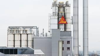 Sika, dem Baarer Hersteller von Bauchemie und Klebstoffen, haben negative Währungseffekte zu schaffen gemacht.