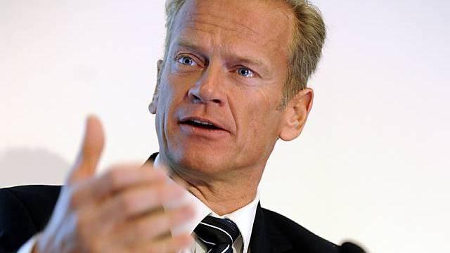 Carsten Schloter, CEO von Swisscom (Archiv)