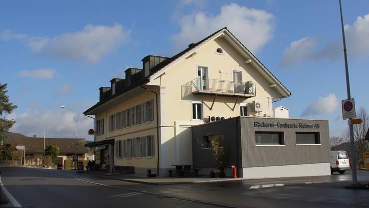 Die Bäckerei-Confiserie Richner in Veltheim.