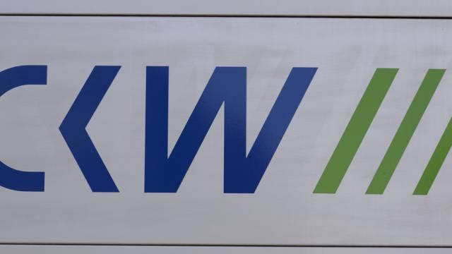 Logo des Luzerner Stromproduzenten CKW