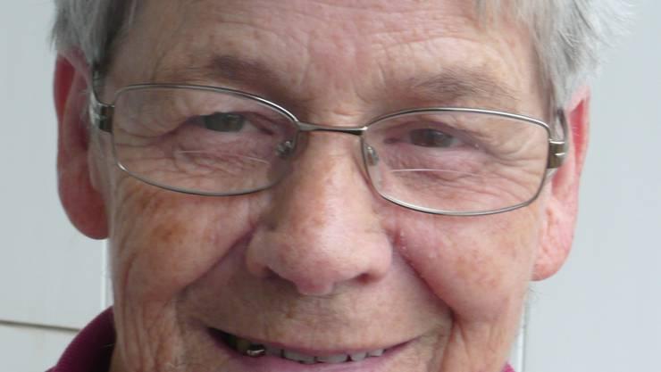 Lilly Stöckli (78) wuchs nach dem Tod ihres Vaters im Heim in Hermetschwil, auf einem Bauernhof und im Bürgerheim in Muri auf. yst