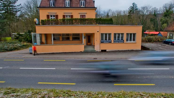 Im Verenahof in Koblenz wollte der Kanton Asylbewerber unterbringen.