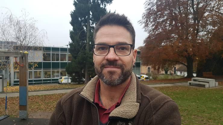 Andreas Grimm, Fachmann Spielplatzsicherheit
