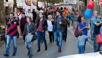 Die MiO 2017 bleibt ohne angegliederte lokale Gewerbeausstellung; das Interesse daran ist zu gering.