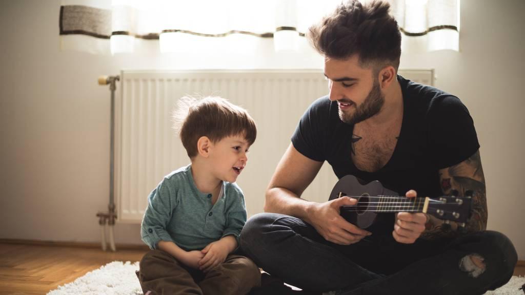 Kann man Kindern seine eigene Lieblingsmusik aufzwingen?