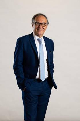 Yves Flückiger.