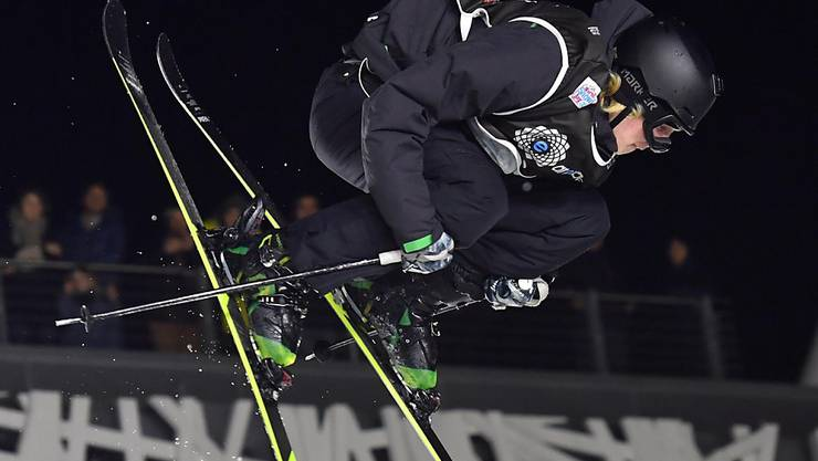 Der Bündner Andri Ragettli fährt in Aspen zum Sieg