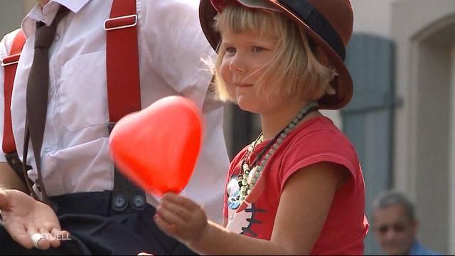 Gauklerfestival Lenzburg feiert Jubiläum