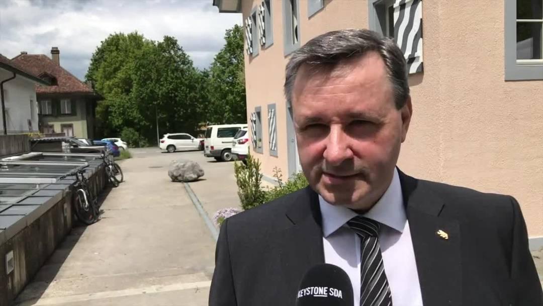 Salzmann: «Die Angstmacherei vor dem Schengen-Rauswurf hat funktioniert»