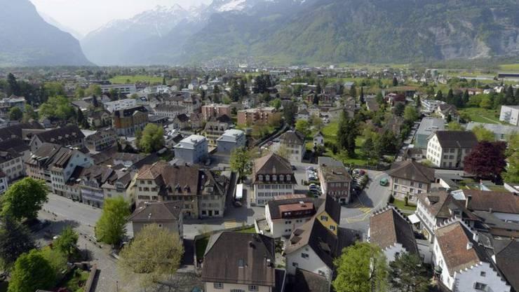 In Altdorf sorgte der Föhn während 108 Stunden für hohe Temperaturen und starke Winde. (Archiv)