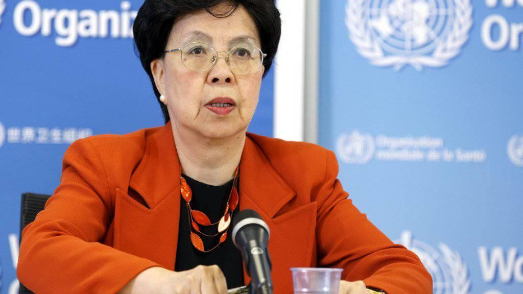 Immer öfter bleiben Antibiotika wirkungslos, weil Bakterien resistent werden. Die Direktorin der Weltgesundheitsorganisation WHO, Margaret Chan, warnt vor einer globalen Gesundheitskrise. (Archiv)