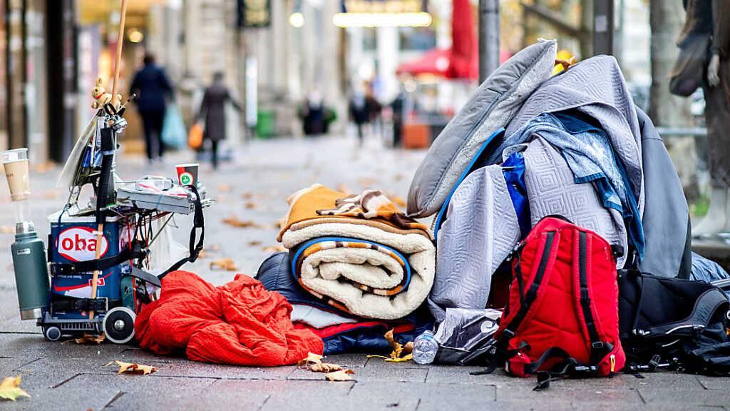 EU will bis 2030 keine Obdachlosigkeit mehr