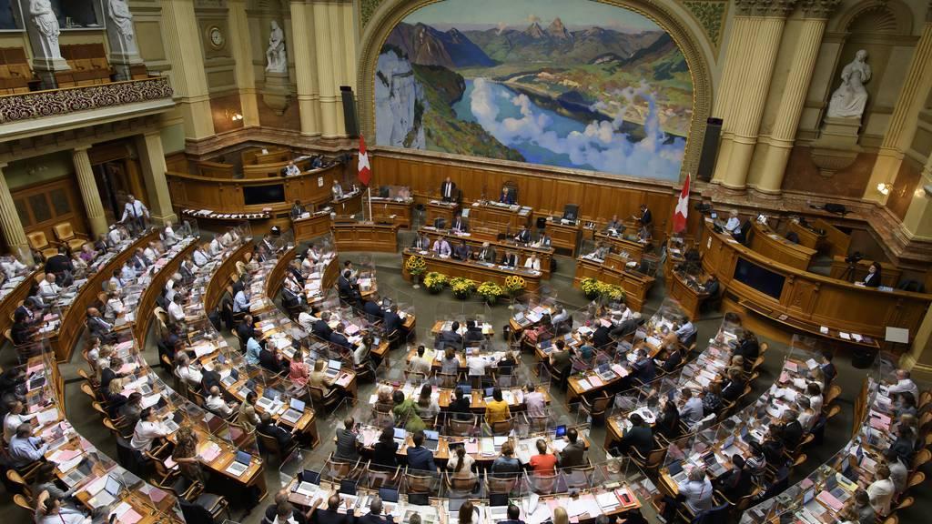 Einfache Änderung im Register: Nationalrat unterstützt Anliegen von Transmenschen