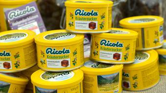 Der Klassiker: Mit den Ricola-Kräuterzuckern ist die Firma erfolgreich. Bei den Innovationen hapert es jedoch zum Teil.