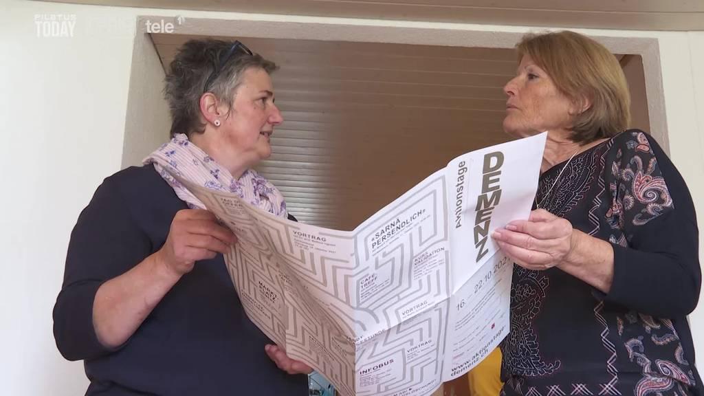 Zwei Frauen wollen Angehörige von Demenzkranken entlasten