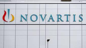 Höhere Steuern liessen den Novartis-Gewinn etwas sinken. (Archivbild)