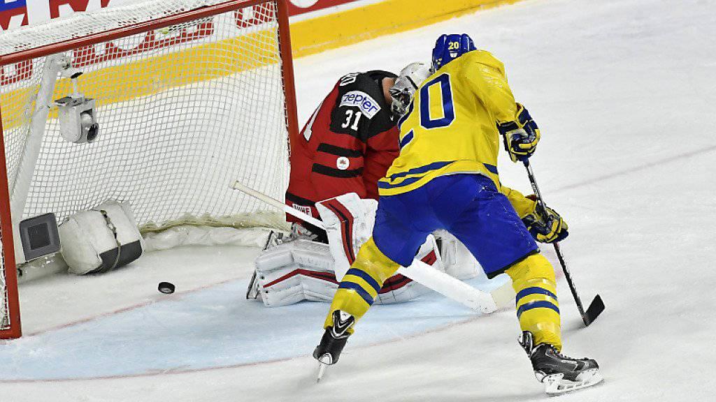 Victor Hedman trifft für Schweden im WM-Final