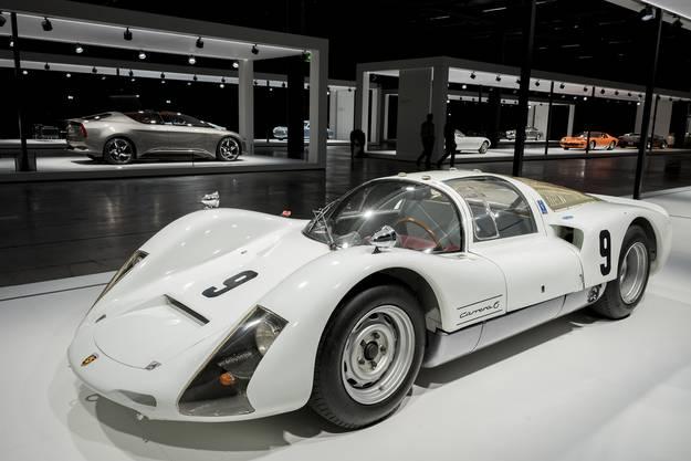 Porsche 906, 1965