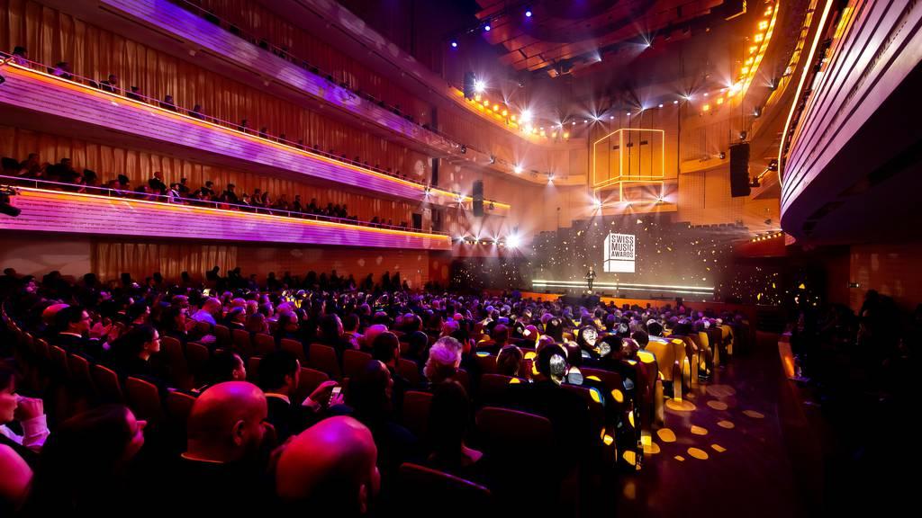 Swiss Music Awards: Live mit Lewis Capaldi, Justin Jesso & Loredana