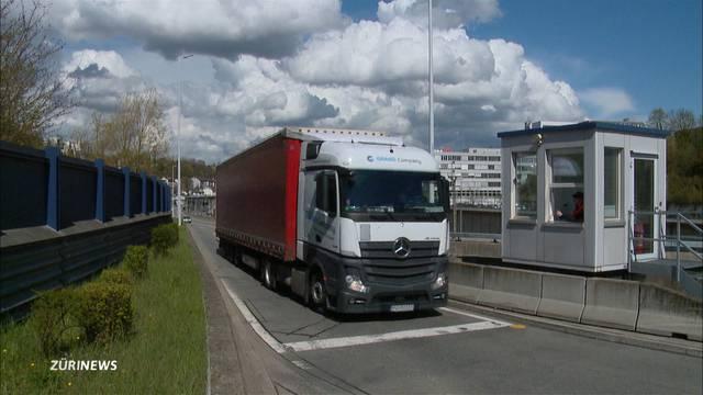 Kaputte Lastwagen werden zur tickenden Zeitbombe