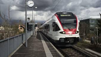 S-Bahn von Riehen zum Bahnhof SBB