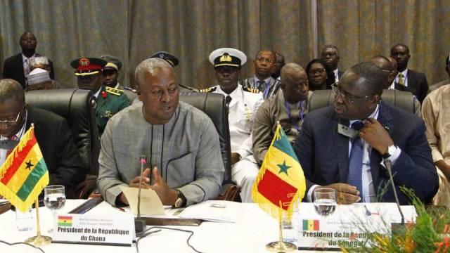 Beratungen in Ouagadougou mit ausländischen Vermittlern