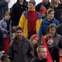 Rund 200 Personen nahmen an der Demonstration in Zürich teil.  (Symbolbild)