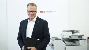 Andreas Meyer ist der Topverdiener unter den Kaderleuten der bundesnahen Betriebe.