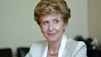 Andrea Schenker-Wicki bleibt für weitere vier Jahre Rektorin der Universität Basel.