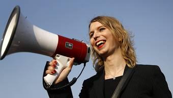 Wollte in der australischen Metropole Sydney einen Vortrag halten: Ex-WikiLeaks-Informantin Chelsea Manning. (Archivbild)