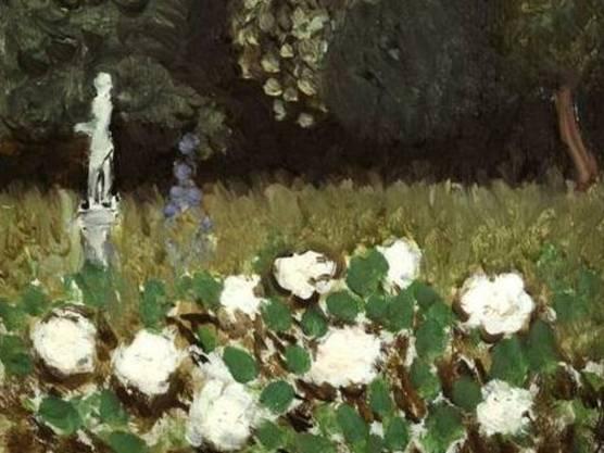 """Ein Ausschnitt aus dem Ölgemälde """"Le Jardin"""" von Henri Matisse. (zvg / Archivbild)"""