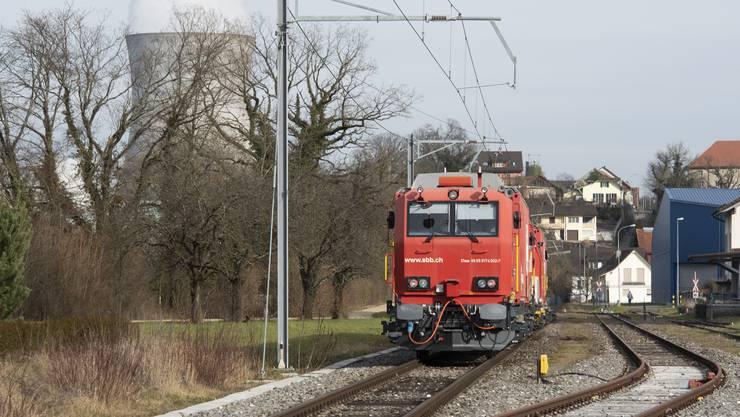 Zwischen Koblenz und Laufenburg fahren seit 25 Jahren nur noch Güterzüge.