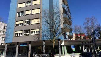 Die Bahnhofstrasse 4 in Schlieren