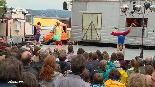 Zirkus Chnopf feiert Premiere