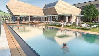 Das neue Thermalbad heisst «Fortyseven».